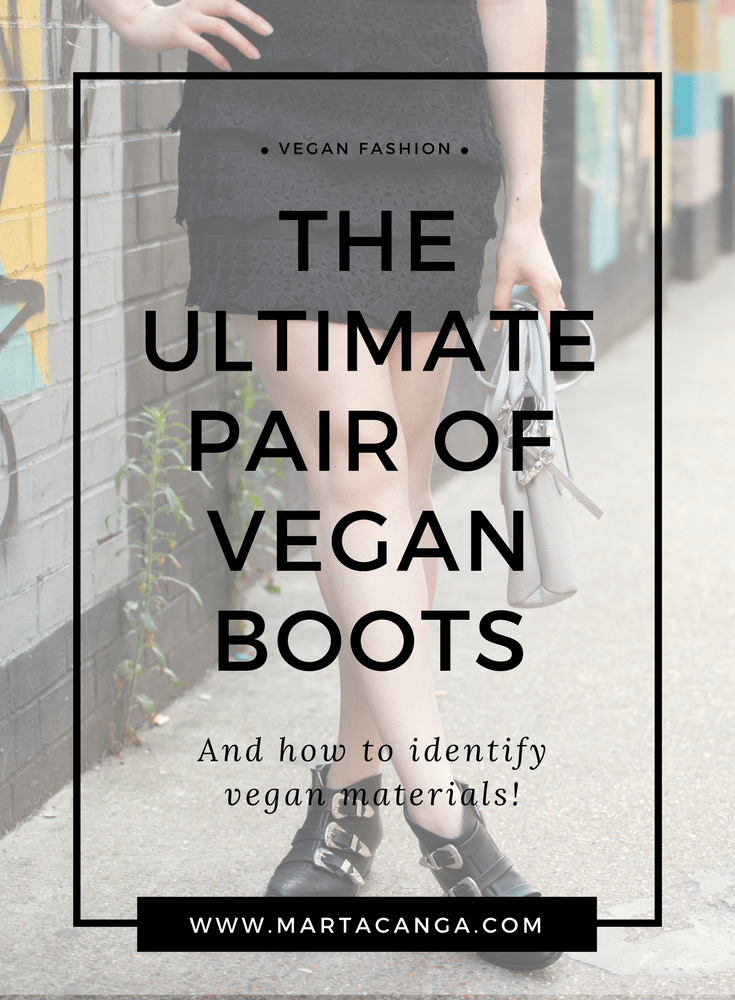 The Ultimate Pair Of Vegan Boots