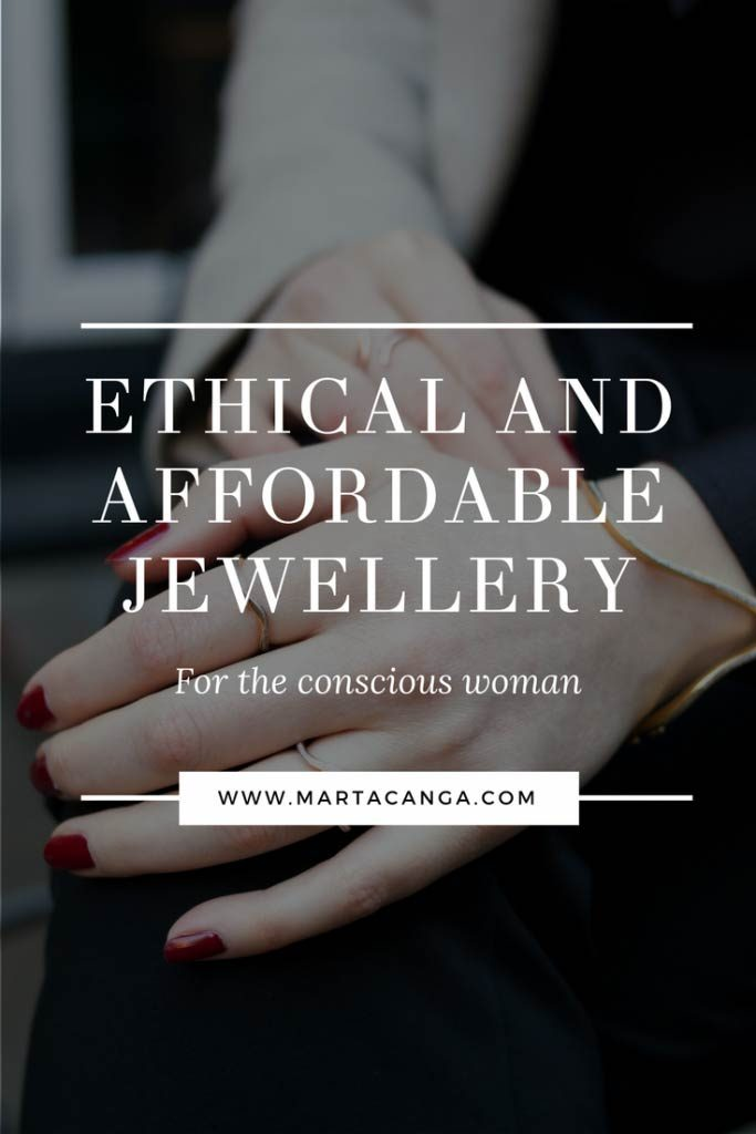 Featured image for Ethical and Affordable Jewellery For The Conscious Woman