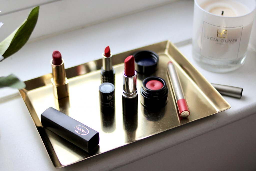 The 5 Best Vegan Red Lipsticks