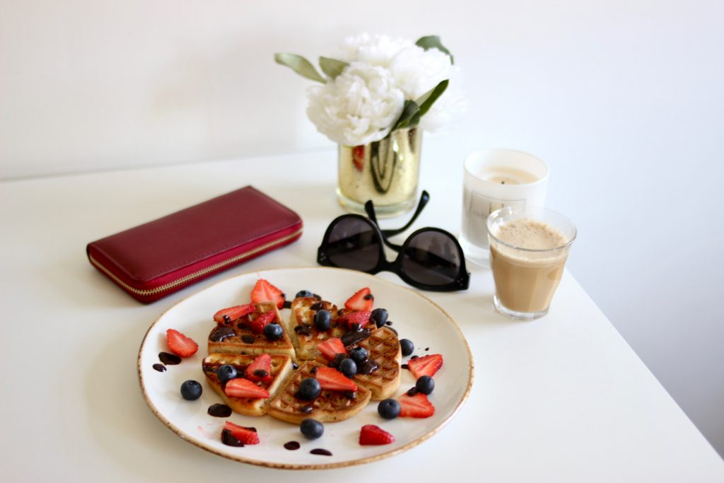 How To Make Vegan Waffles (Without A Waffle Iron!)