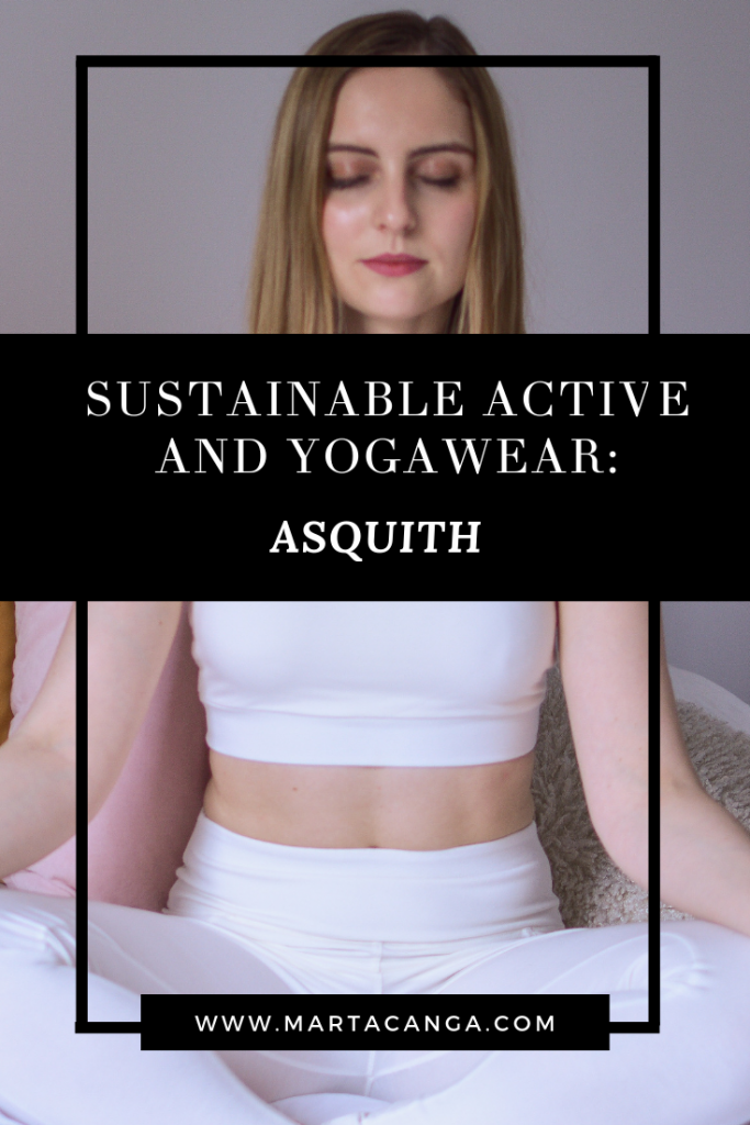 Sustainable Active and Yoga Wear : Asquith